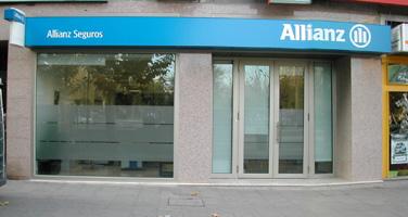 Allianz seguros el pajarito s l for Oficinas de allianz en madrid